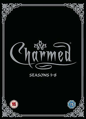 Charmed: The Complete Season (Series) 1 2 3 4 5 6 7 & 8 Collection Box Set   DVD