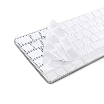kwmobile Schutzhülle Tastatur für Apple Magic Keyboard Transparent Keyboard
