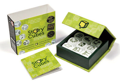 Rory's Story Telling Cubes Voyages Dice Picture Game - Children Family Funavel