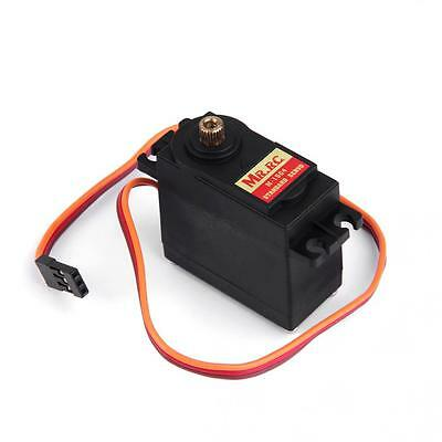4.8-7.2V Servo Motor Metal Steering Gear High Speed Torque for RC Car Helicopter