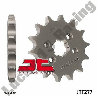 JT 14 tooth front sprocket Honda CRF 125 F 14-16 TRX90 Fourtrax 93-08 & X 09-15
