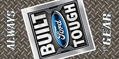 Built Ford Tough Beach Towel
