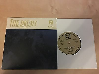 "The Drums - Forever And Ever Amen - New 7"" Vinyl"