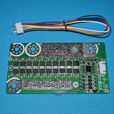 80A 4S 12V PCB LiFePO4 battery PCM BMS with BALANCE for car motocycle start