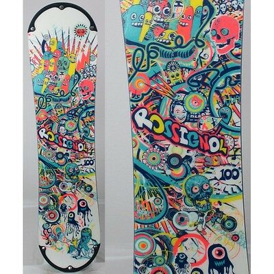 Snowboard occasion junior Rossignol scan awesome + fixation