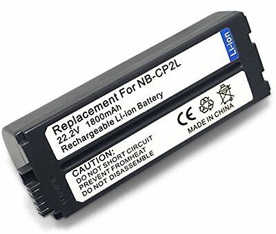 NB-CP1L / NB-CP2L Rechargeable Battery for Canon SELPHY Photo Printer CP1200
