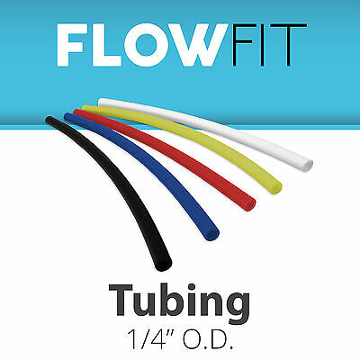 "Express Water 1/4"" Quarter Inch PE Tubing for Reverse Osmosis System 100 FT"