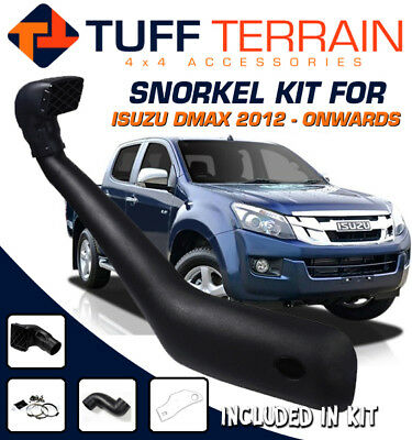 Snorkel Kit For Isuzu D-Max Mu-X 06/2012 + 3.0 Litre Turbo Diesel Rt50 Dmax