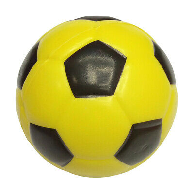 12 Soft Sponge Ball Football Stress Relief Preschool Kids Children Toy 6.3cm