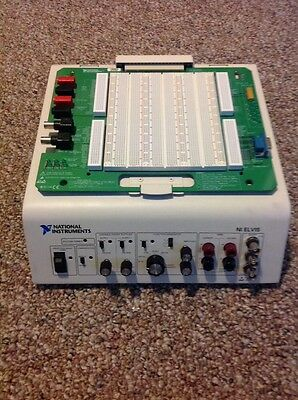 National Instruments NI Elvis And Prototyping Board
