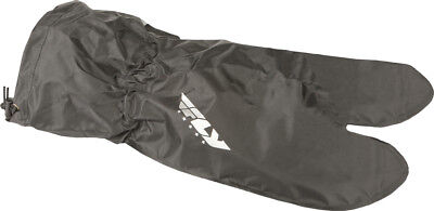 FLY STREET - Motorcycle Glove Rain Covers (Black) Choose Size