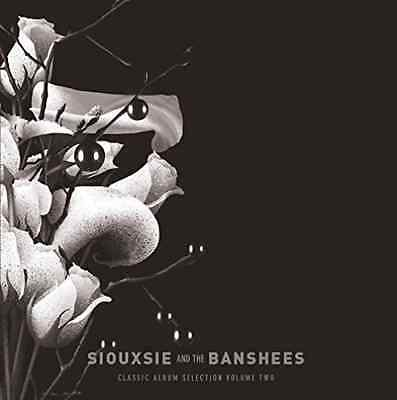 Siouxsie & The Banshees-Classic Album Selection 2  Cd New
