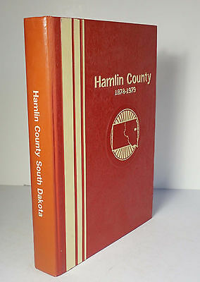 Hamlin County 1878-1979 South Dakota History Genealogy Family Histories Hayti