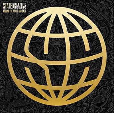State Champs-Around The World & Back  Vinyl Lp New