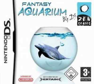 Nintendo DS-Fantasy Aquarium Nds  GAME NEW