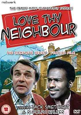 Love Thy Neighbour: The Complete Series  DVD NEW