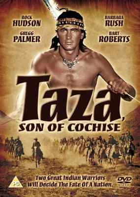 Rock Hudson, Jeff Chandler-Taza, Son of Cochise  DVD NEW