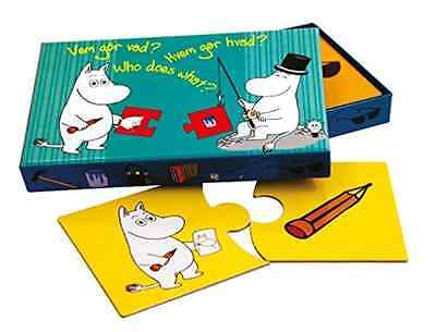 Moomin Learning Game, Who Does Wh  Ac Neu