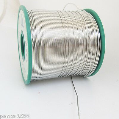 3.3FT Sn-0.7 Cu Dia 0.8mm Rosin Roll Core Tin Lead Soldering Welding Iron Wire
