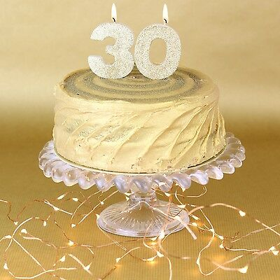 Gold Glitter Birthday Candle Number 12345678910 30 40 50 60 70 100 birthday cake