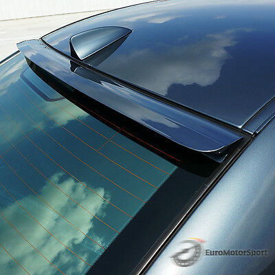 SALE Painted Forte Style Roof Spoiler For Infiniti M35 M45 Y50 05-10 Black KH3