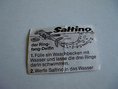 Bpz / Saltino der Ring-fang-Delfin