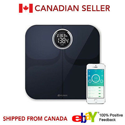 Yunmai Wireless Bluetooth Smart Scale Weight Body Digital BMI IOS & Android