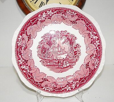 "Vintage Masons Vista England Large Display Plate Great Condition ""As New"""