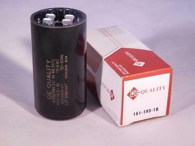 161 - 193 MFD 110-125 vac Electric Motor Start Capacitor uf HVAC volts
