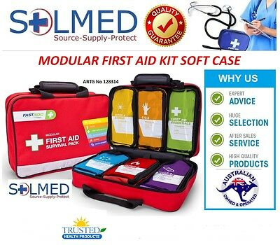 First Aid Modular Survival Kit Super Value Item 303 Pieces Sale Item