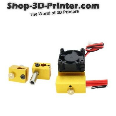 "Kompakter S3DP Dual Hotend ""Cyclops / Chimera"" - Kit - 1,75mm / 0,4mm"