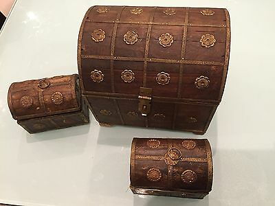Antique Chest Set Made In India