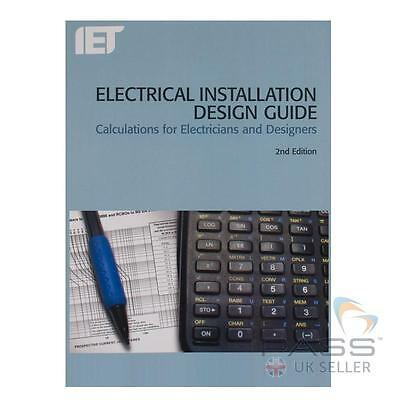 *NEW* IET Electrical Installation Design Guide Book 2nd Edition