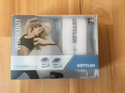 KETTLER Ankle weights 2x1,5 kg