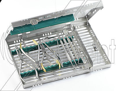 ComDent Professional Orthodontic Tools Instruments Set Up Kits CE New