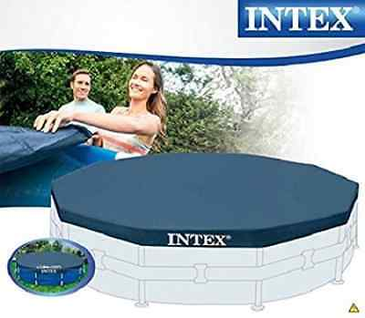 Intex Debris / Weather Cover for 12ft Frame Pools, Metal Frame Poolcover
