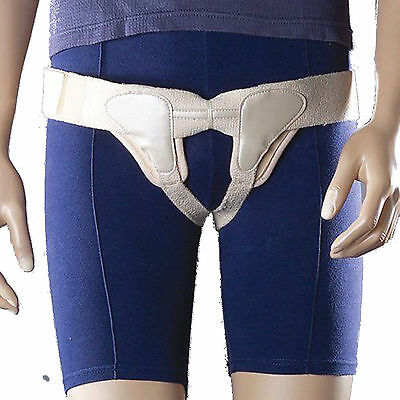 Oppo 2049 professionnel HERNIE Inguinal Ceinture double Bandage herniaire
