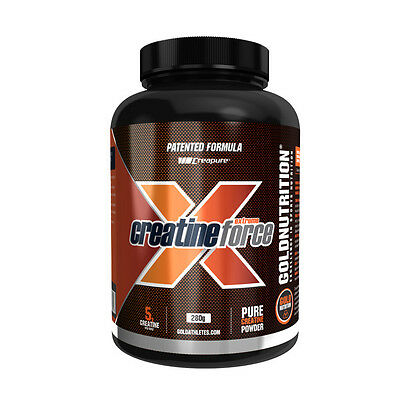 Creatina - Creatine Force 280 Gr - Extreme Force - Gold Nutrition