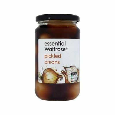 Pickled Onions essential Waitrose 440g