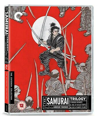 The Samurai Trilogy - The Criterion Collection (Restored) [Blu-ray]