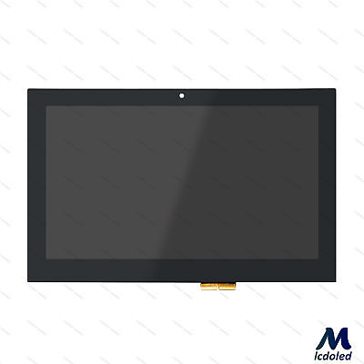 LED Touch LCD Screen Digitizer Display Assembly for Dell Inspiron 11 3147 3148