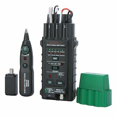 BT MASTECH MBT813 Network Cable / Telephone Line Tester Detector Tracker