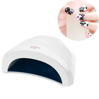 SUNone Art Dryer Curing 48W Manicure Tool UV Phototherapy Nail Gel Lamp Polish