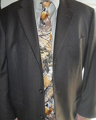 Mens Camo MC2,TrueTimber Camouflage Tie ships <48hrs in MANY COLORS!