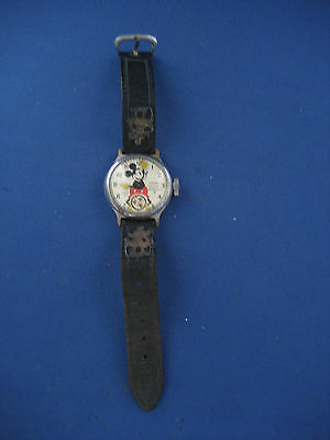 FIRST Mickey Mouse Watch / Circa 1930's