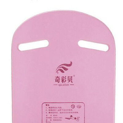 Swimming Training Aid Float Board Tool For Kids Adults Pink