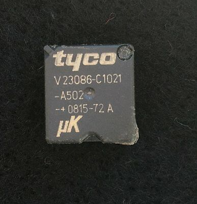 Tyco V23086-C1021-A502 Relay used in some BMW GM3 modules