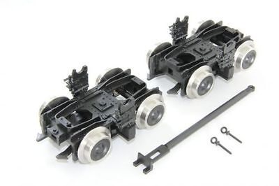 Boerman Rollbockset HSB, G Scale, for track II (64mm)- Cars on narrow IIm (4