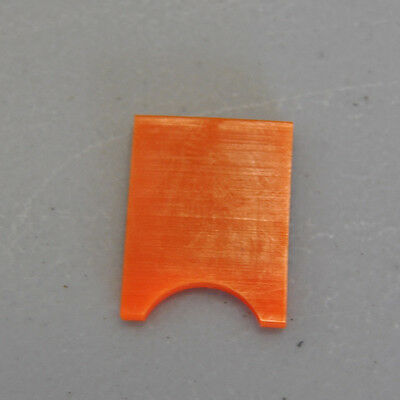 Baum 714 Orange double sheet tab NEW Original Part # 50498