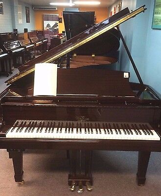 Werthiem150 Highgloss Compact size Baby GRAND PIANO @ CarlingfordMUSICcentre
